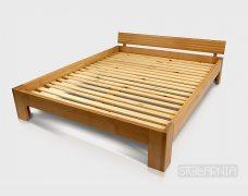 Łóżko bukowe HARRY