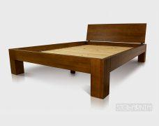 Łóżko dębowe TUNDRA ERWIN