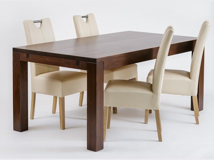 Stół dębowy AFRICAN SIMON