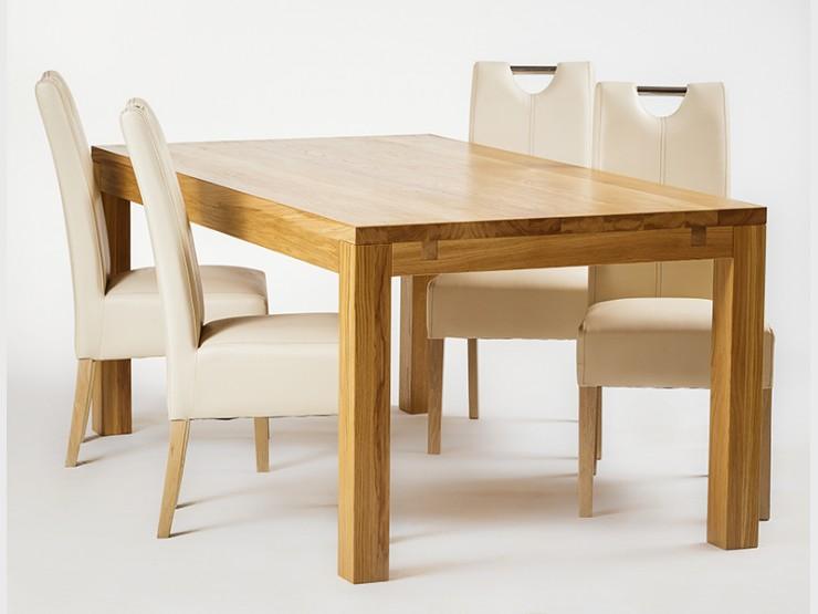 Stół dębowy  SIMON