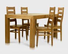 Stół dębowy  NIKO