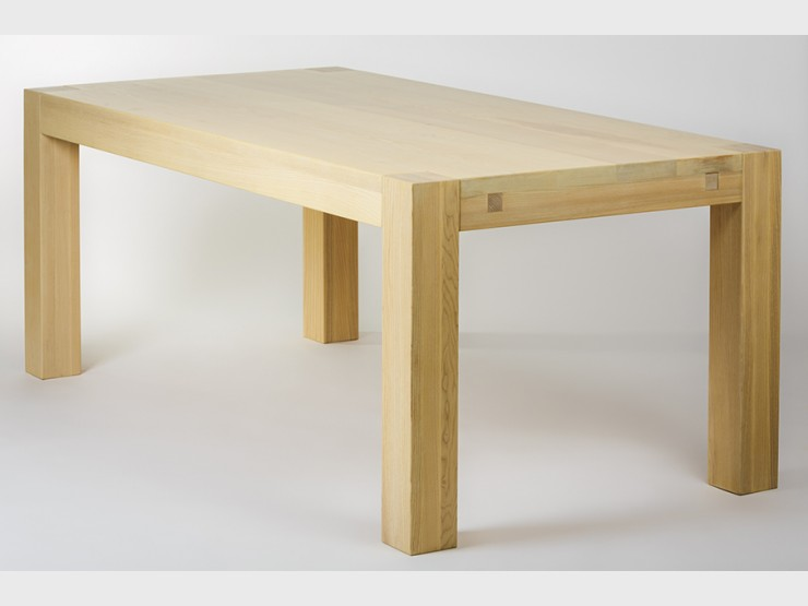 Stół jesionowy WHITE LUKAS