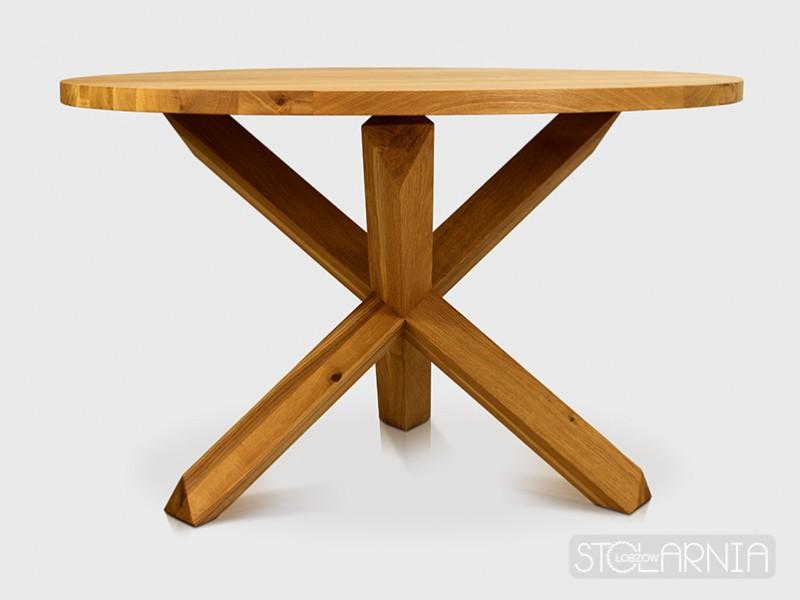 Niesamowite Stół dębowy COLIN - Stolarnia Łobzów XK49