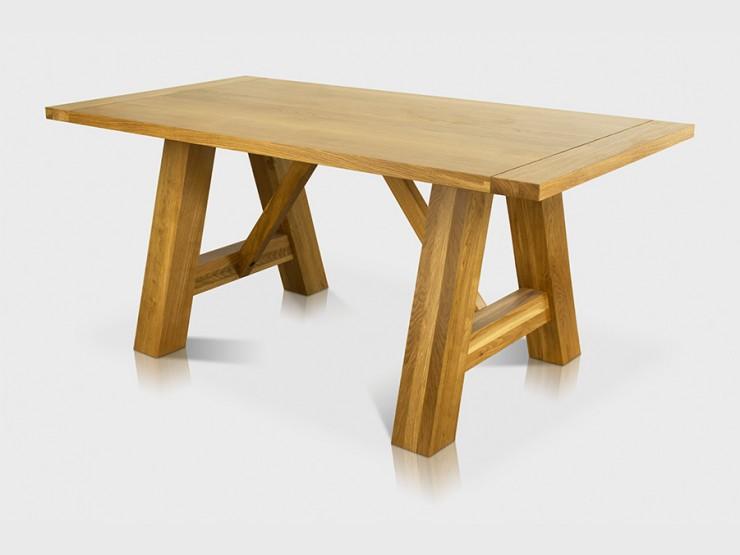 Stół dębowy TEO